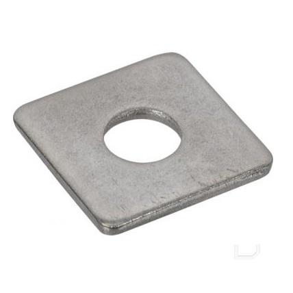 Vierkante sluitplaat DIN436