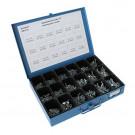 Assortimentskoffer FS Spaanplaatschroeven verzonken kop verzinkt TX 3x16 - 5x60