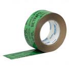Luchtdichte tape BETRAFOL 50mm x 25m LDPE-folie groen