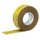 Luchtdichte tape BETRAL 50mm x 40m speciaalpapier geel