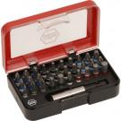 Bitbox 31-delig WIHA 25mm plat-ph-pzd-tx-zeskant en magnetische bithouder