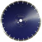 Diamantschijf BLADE UNI 350mm H5 voor straatwerk asgat 25,4mm, 11mm segment