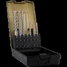 SDS borenset ROTEC sds-plus ZENTRO 4-snijder 7-dlg