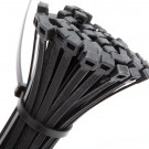Bundelband 4,8x350mm zwart, 100stuks