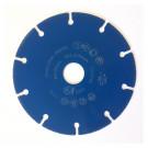 Diamantslijpschijf METAAL 125mm segment 22,23mm