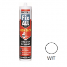 High tack SOUDAL FIX-ALL krachtige lijmkit 290ml wit, 12stuks