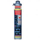 PUR Flexifoam SOUDAL 750ml Click&Fix, 12stuks