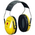 Gehoorkap 3M PELTOR opt I H510A met hoofdband geel