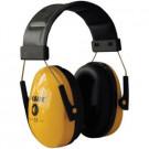 Gehoorkap M-SAFE SONORA I met hoofdband geel