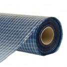 Gewapende PE-bouwfolie 120g/m2 dampremmend 2x50m, 100m2