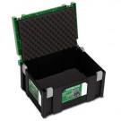 Systeemkoffer HITACHI CASE-lll inclusief schuimbescherming 295x395x210mm