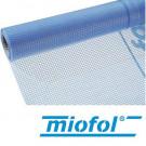 Dampdoorlatende MIOFOL-G blauw 2,6x50m 125gr/m2, 130m2