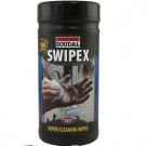 Reinigingsdoeken SOUDAL SWIPEX in box, 100doeken
