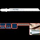 Decoupeerzaag ROTEC DC170 hout/kunststof 74mm, 5stuks