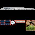 Reciprozaag Rotec RC150 hout grof 240mm, 25stuks