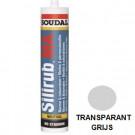 Siliconenkit SILIRUB+ S8800 Natuursteen transparant/grijs, 15stuks