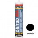 Siliconenkit SILIRUB+ S8800 Natuursteen zwart, 15stuks