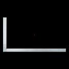 Smidswinkelhaak SOLA 250x160mm