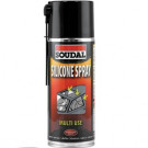Silicone spray SOUDAL 400ml, 6stuks