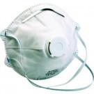 Stofmasker M-SAFE FFP2 met uitademventiel, 3stuks in blister