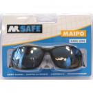 Veiligheidsbril BOLLE Silium smoke