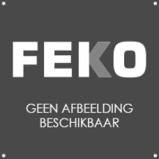 Spaanplaatschroef FEKO-Rapid geel verzinkt PZD 3x10mm, 200stuks