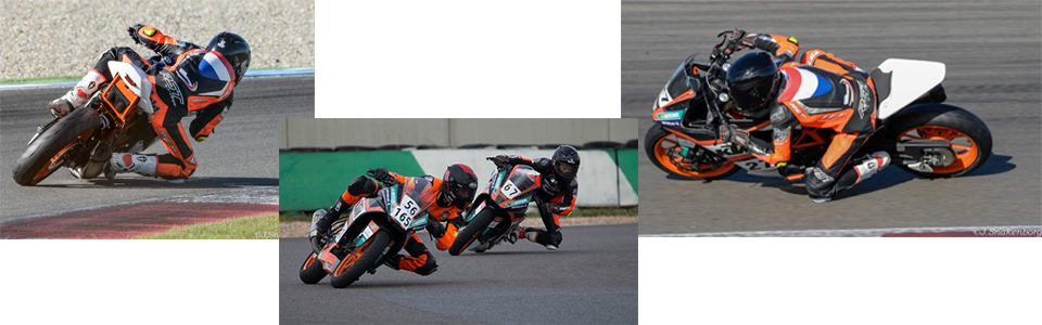 Wij sponsoren Rick Kooistra KTM